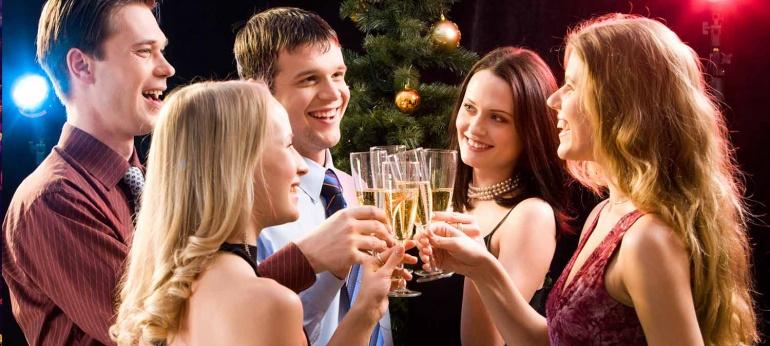 Корпоративное новогоднее чудо